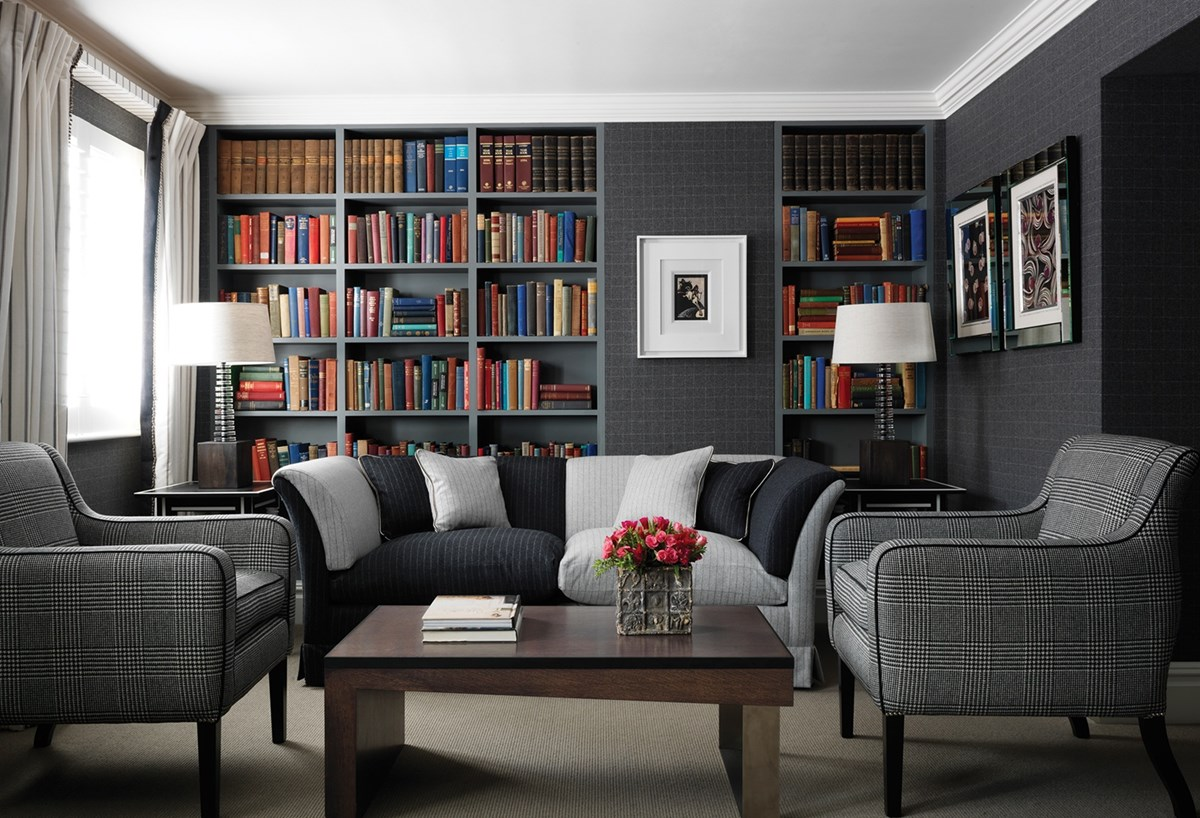 Firmdale hotels marylebone room for Design hotel london