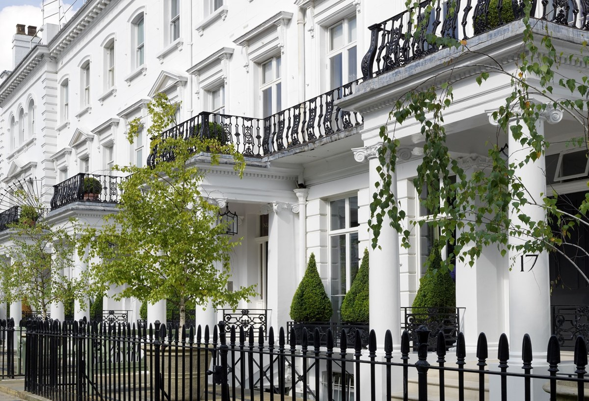 Firmdale hotels special packages - Number 16 hotel london ...