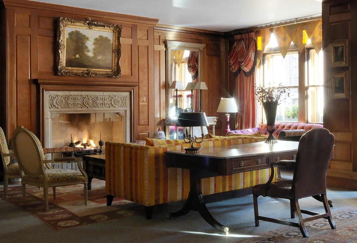 Firmdale hotels drawing room for Hotel a covent garden