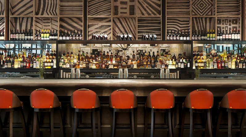 firmdale hotels ham yard bar restaurant. Black Bedroom Furniture Sets. Home Design Ideas