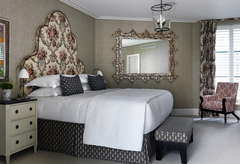 Firmdale hotels deluxe two bedroom suites - London hotel suites with 2 bedrooms ...