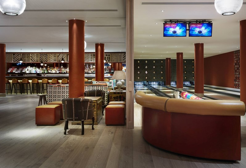 Hotels With Private Screening Rooms London