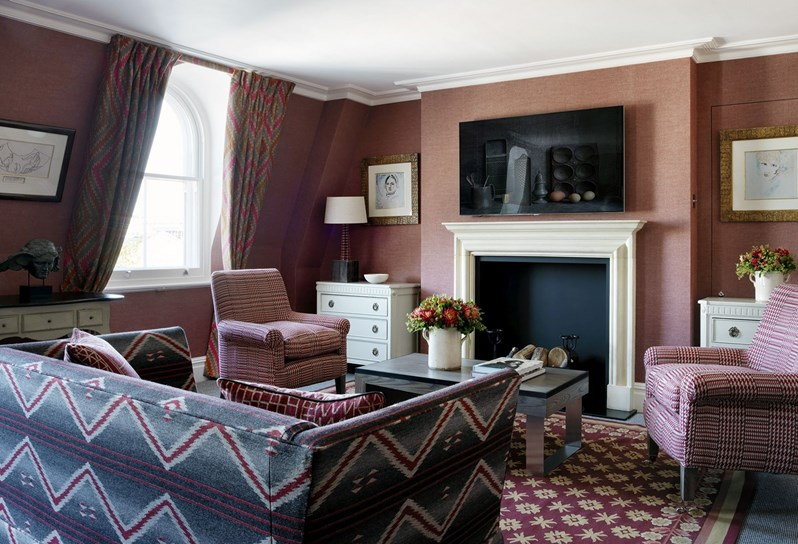 Firmdale hotels two bedroom suite for Which hotels have 2 bedroom suites