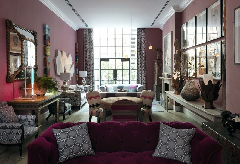 firmdale hotels drawing room