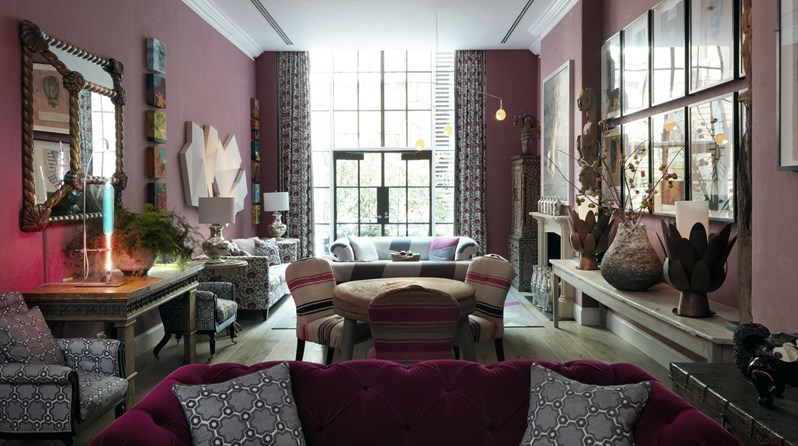 Firmdale hotels crosby street hotel for Hippest hotels in nyc