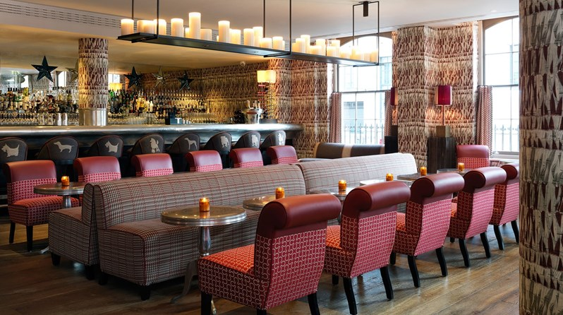 Brumus Restaurant Haymarket Hotel London