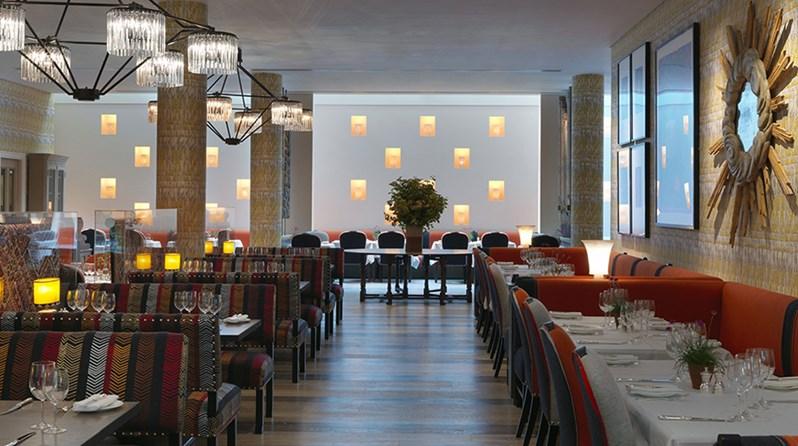 firmdale hotels ham yard bar restaurant. Black Bedroom Furniture Sets. Home Design Ideas