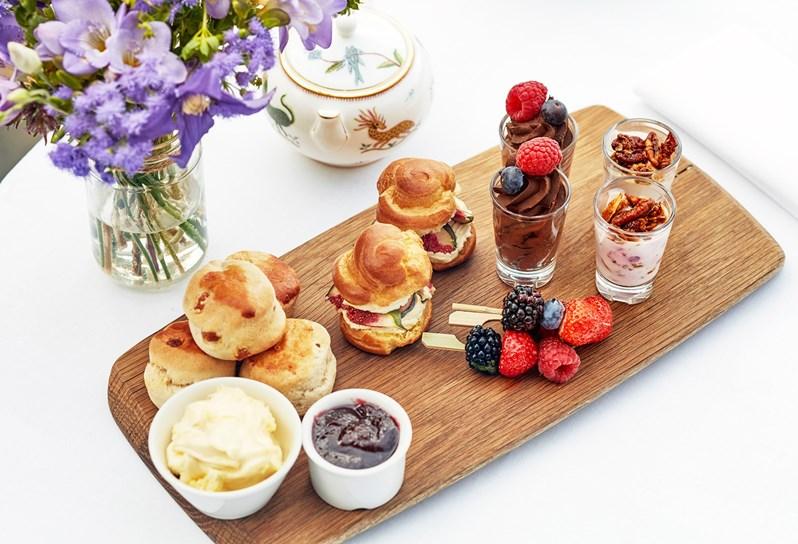 Haymarket Hotel London Afternoon Tea