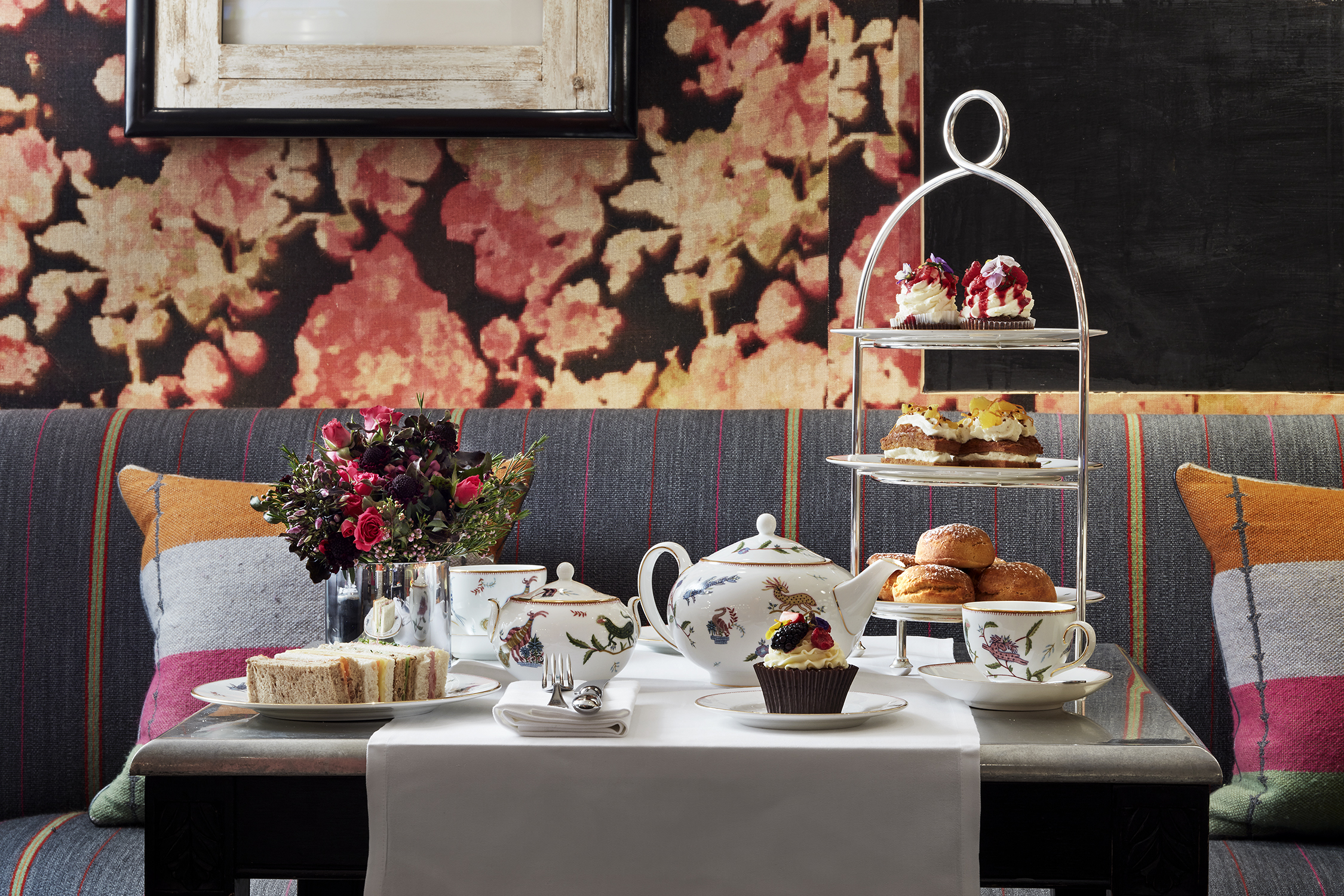 Soho Hotel London's best unsung afternoon tea