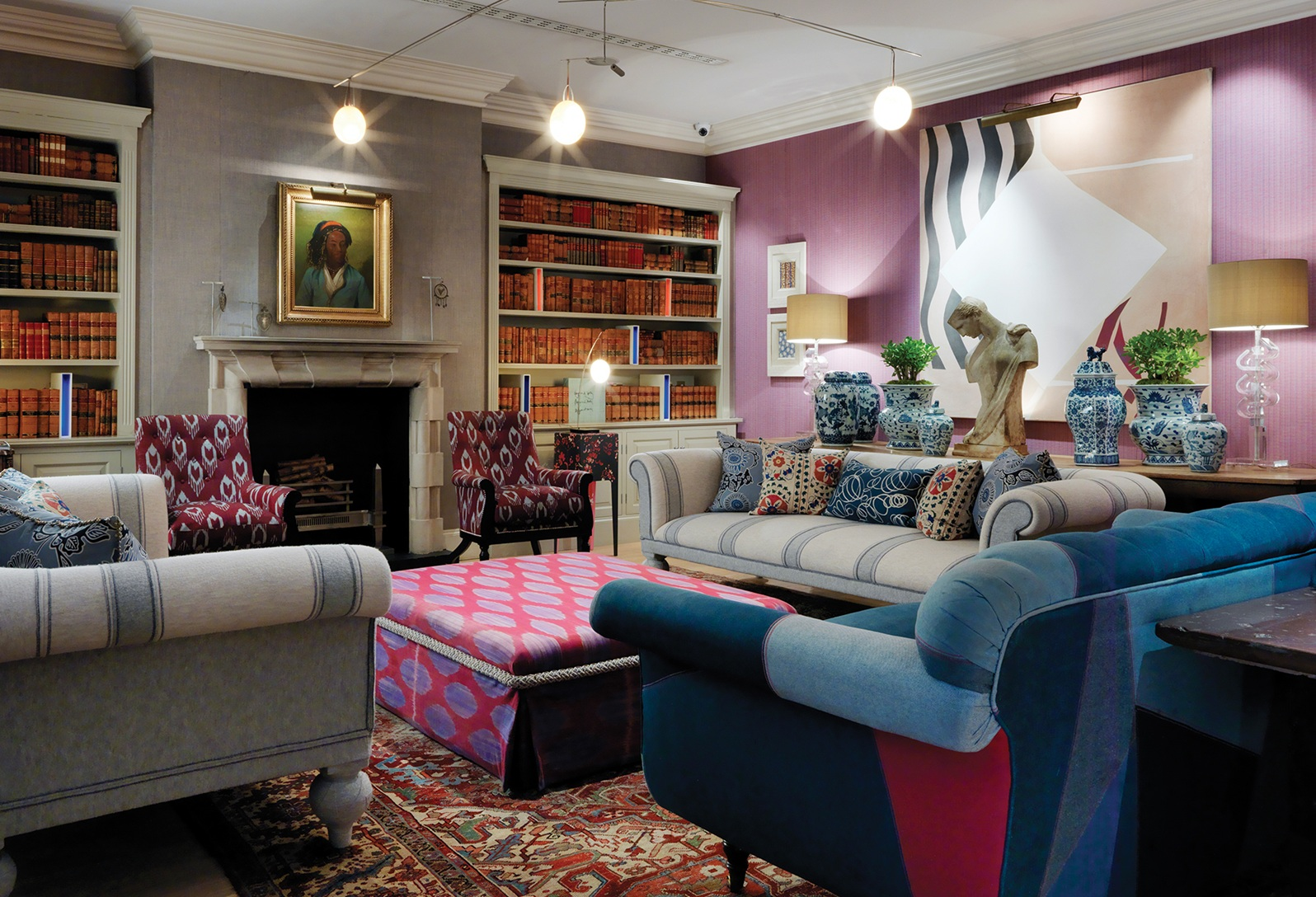 Firmdale Hotels Library