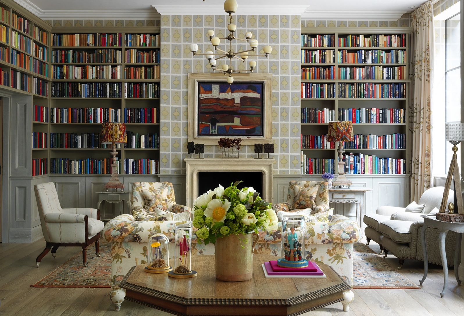 firmdale hotels the library. Black Bedroom Furniture Sets. Home Design Ideas