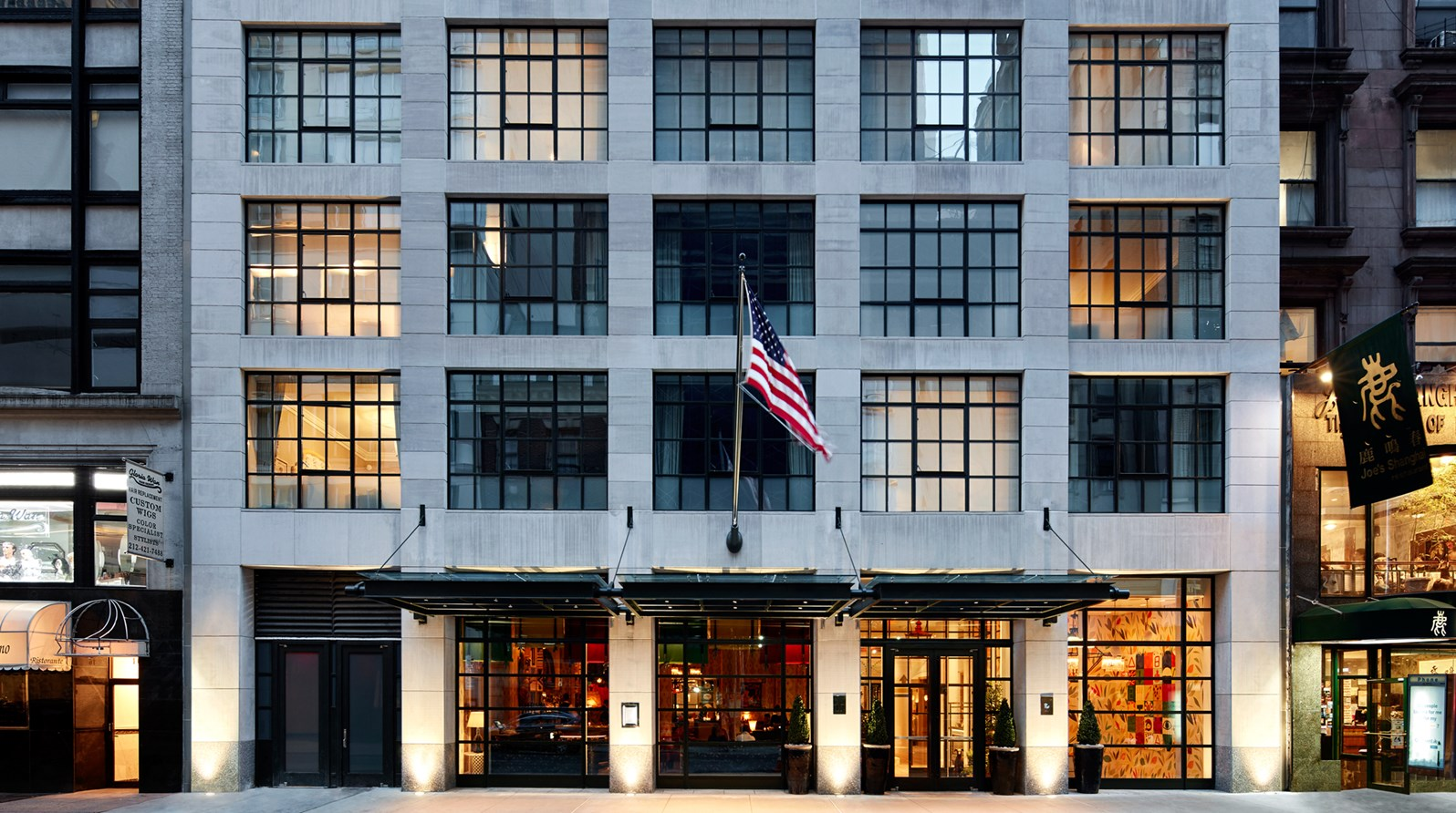 Firmdale Hotels - New York - The Whitby Hotel five star hotels nyc