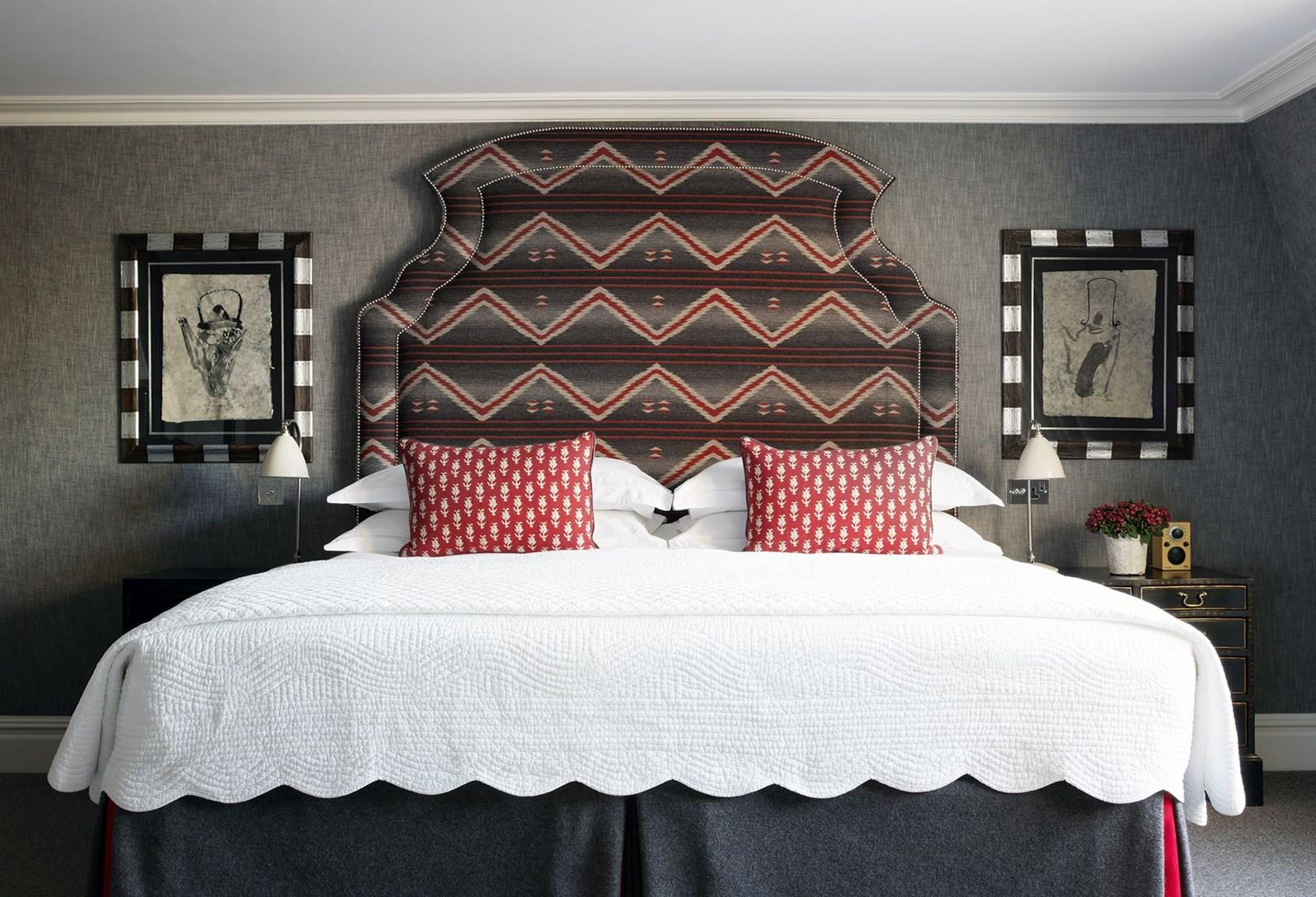 Firmdale Hotels Charlotte Street Hotel Two Bedroom Suite