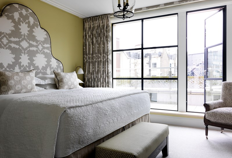 Firmdale Hotels One Denman Place Apartment 18