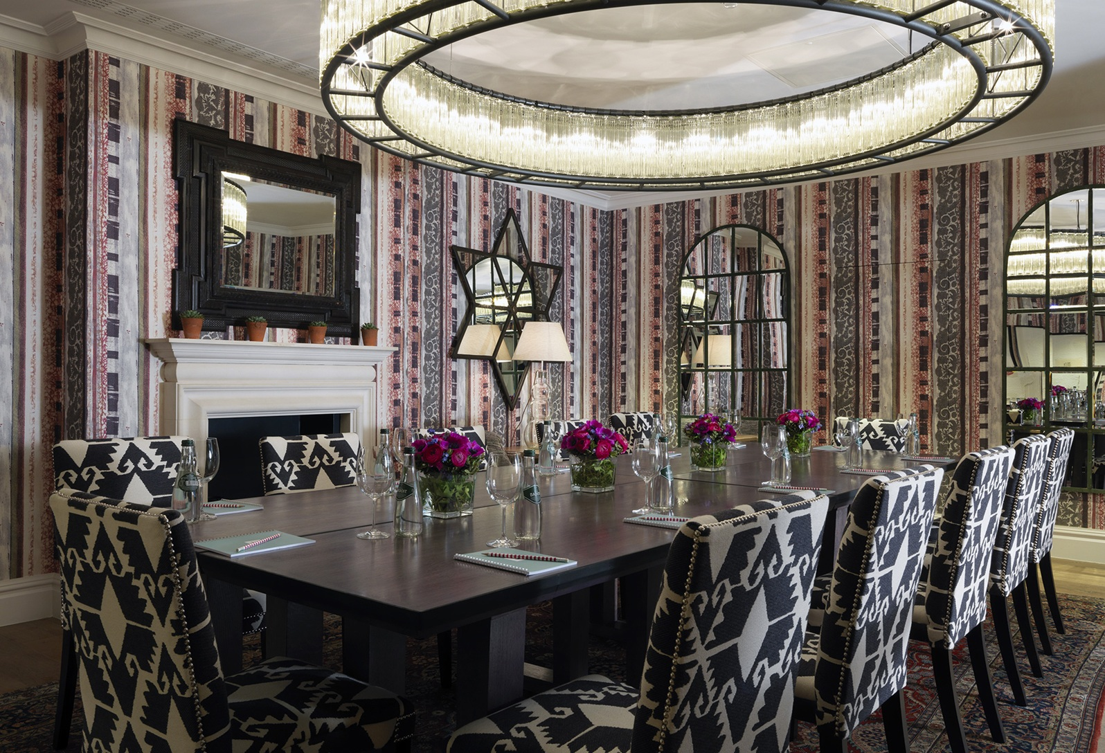 Firmdale hotels fortune room for Hotel a covent garden