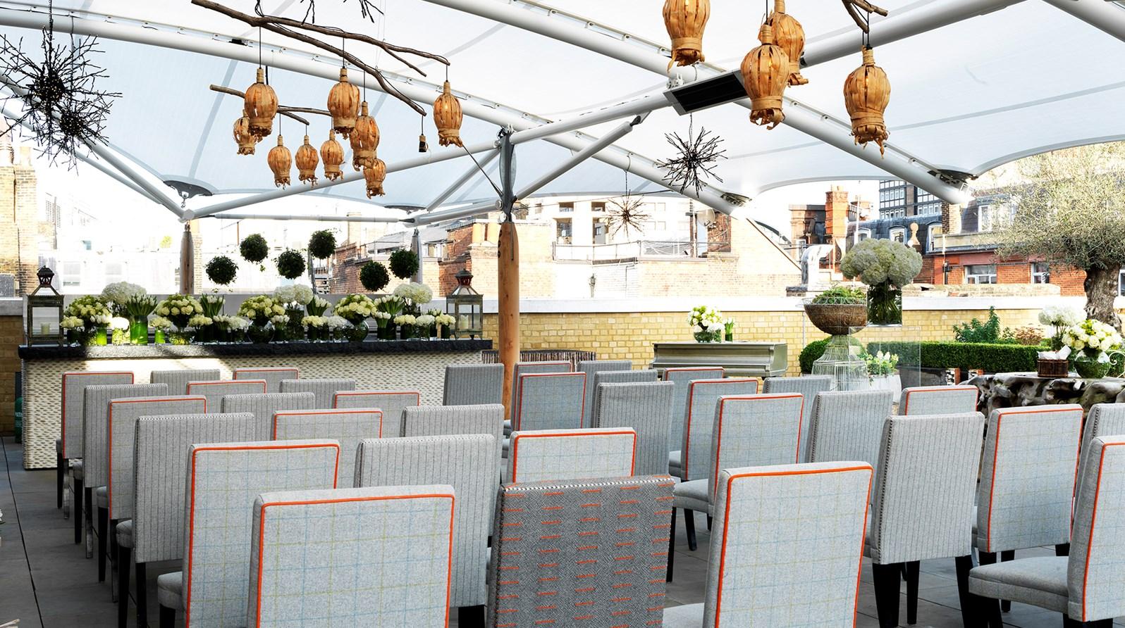 Firmdale Hotels London Ham Yard Hotel