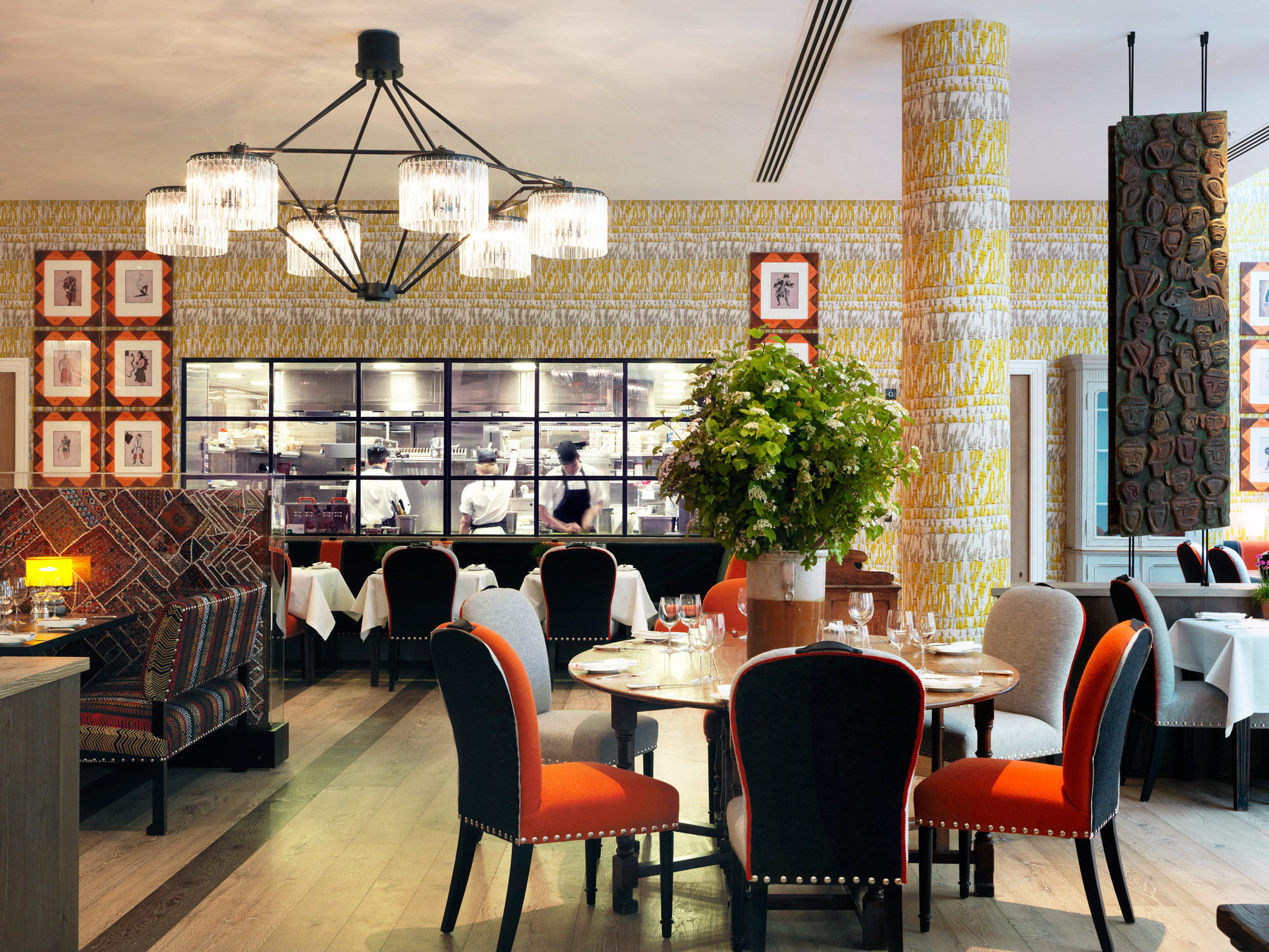 firmdale hotels ham yard hotel. Black Bedroom Furniture Sets. Home Design Ideas